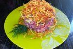 Салат «Козел в огороде» — 6 вкусных рецептов