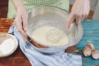 Жидкое тесто для пирогов – 6 рецептов приготовления