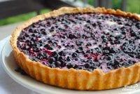 Пирог со смородиной — быстро и вкусно. 6 рецептов приготовления