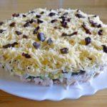 Салат Дамский каприз — 6 рецептов приготовления