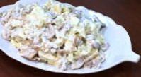 salat-kurica-grib-sirom