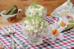 Салат со свининой — простой и вкусный