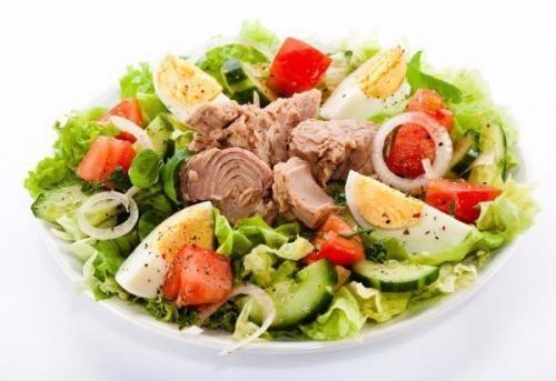 Салат айсберг рецепты приготовления с овощами