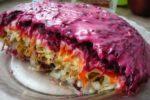 Салат селедка под шубой — 8 рецептов с описанием последовательности слоев