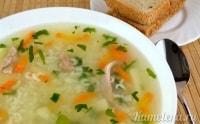 Куриный суп -6 вкусных рецептов приготовления