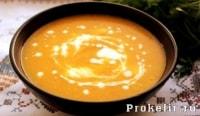 Суп из тыквы — 5 рецептов приготовления