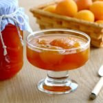 Желе из абрикосов